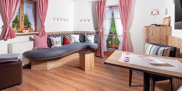 Zwei-Zimmer-Appartement