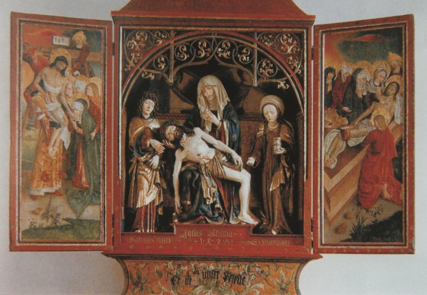 Basiliken und Kapellen um Bad Liebenzell