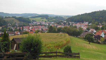 Birkenau: Panoramaweg Götzenstein