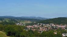Birkenau: Mountainbike-Rundstrecke
