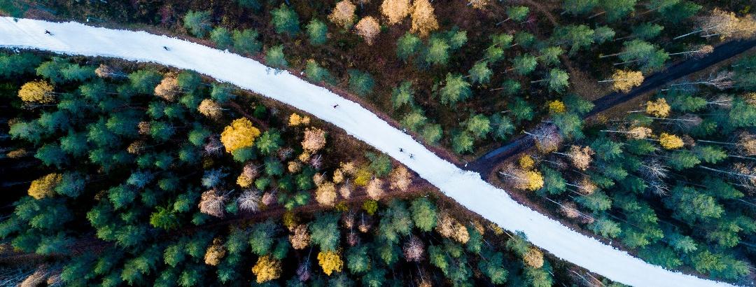 Herbstspaß am Saimaa-See