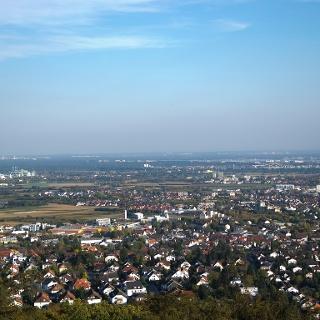 Blick vom Meisterturm