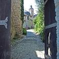 Eingang zur Burg Kronberg