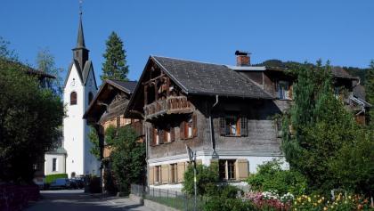 Schwarzenberg, Katholische Pfarrkirche Heiligste Dreifaltigkeit 6