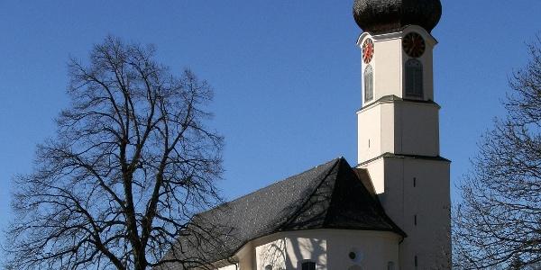 Thüringerberg, Katholische Pfarrkirche Heiliger Andreas