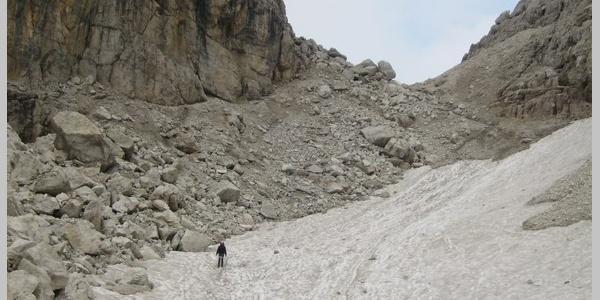 Giro del Brenta Centrale - Sentiero Orsi