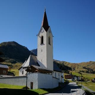 Warth, Katholische Pfarrkirche Heiliger Sebastian