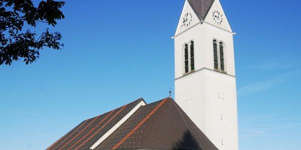 Wolfurt, Katholische Pfarrkirche Heiliger Nikolaus 1