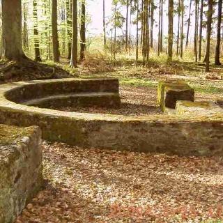 Am ehemaligen Römerkastell