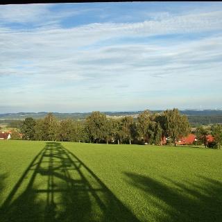Blick vom Vogteiturm