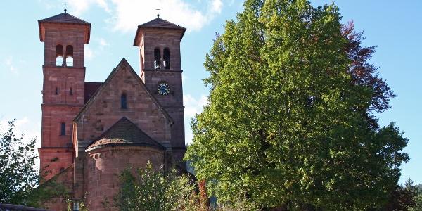 Klosterkirche Klosterreichenbach