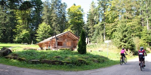 Grillplatz Abendwieshütte Kniebis