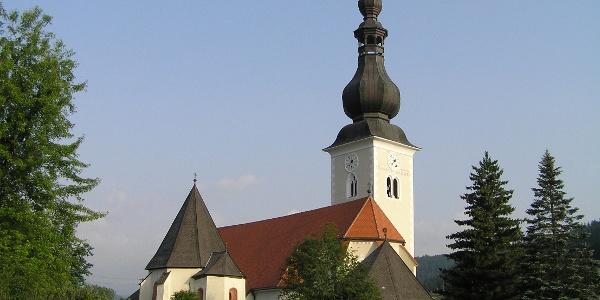 Pfarrkirche Weitensfeld