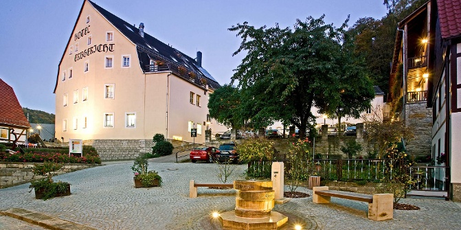 Hotel Erbgericht Bad Schandau