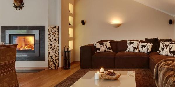 Crioli Dolomiti Lodge - living room