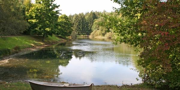 Waldsee Lützenhardt
