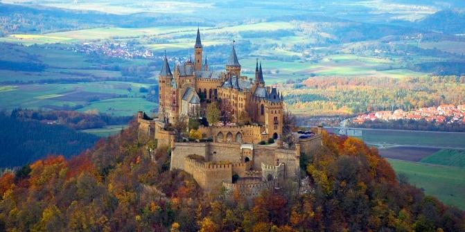 Hohenzollern Castle English Tour