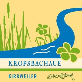Wegemarkirung Kropsbachaue