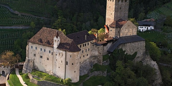 The Caste Tirolo was the first castle in the country.