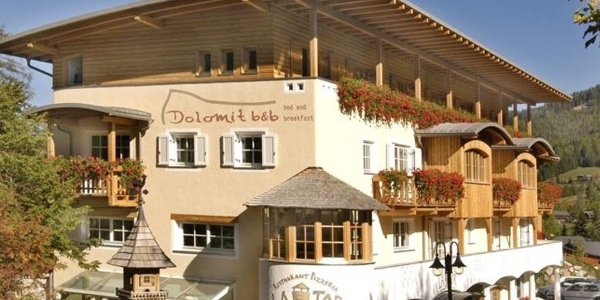 The perfect place for holidays, the Dolomite B&B in Val Badia.