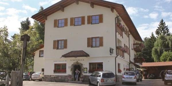 Herzlich willkommen im Gasthof Schönblick in Aldein.
