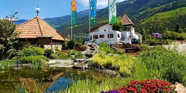 Idyllc: the campeggio del bosco near Naturno.