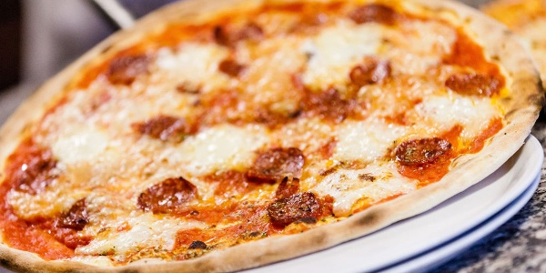 Delicious and very special pizzas convince everybody at the pizzeria Tanner in Merano.