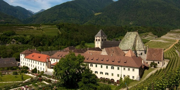 Neustift - Novacella Monastery, center of religious life for 850 years