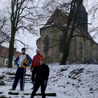 Am alten Gut in Schöngleina