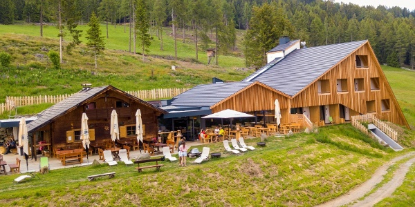 Oberhauser Hütte Rodenecker Lüsneralm