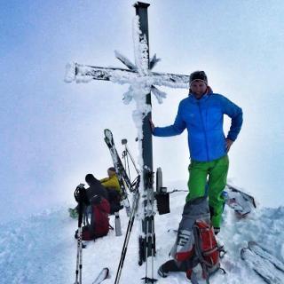 Gipfel Grosser Traithen