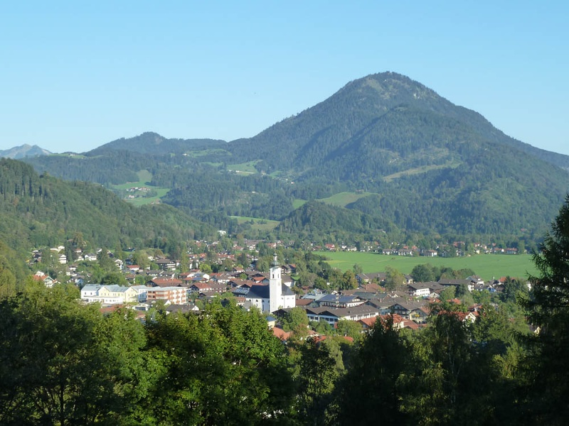 Oberaudorfer Rundweg - der Klassiker in Oberaudorf