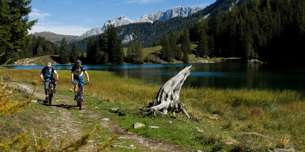 Lago di Valagola - Parco Naturale Adamello Brenta