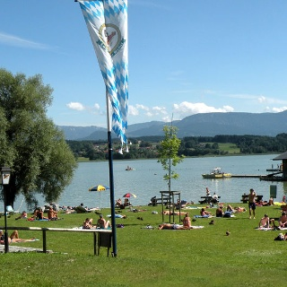 Strandbad am Simssee