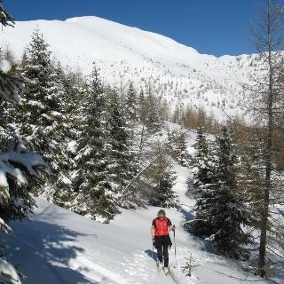Sci alpinismo Val Calamento