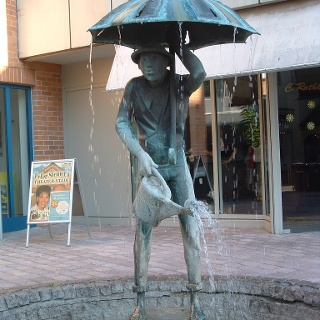 Hamballe-Brunnen