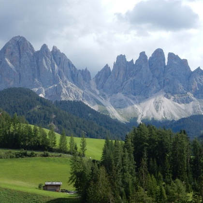 Wandern in den Südtiroler Dolomiten rund um Villnöss