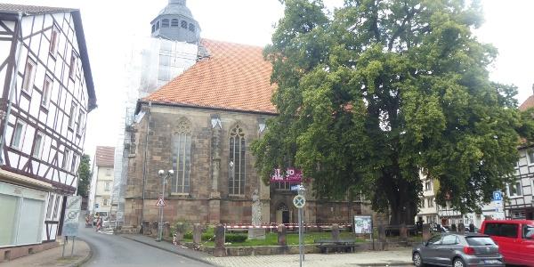 Kirche in Eschwege