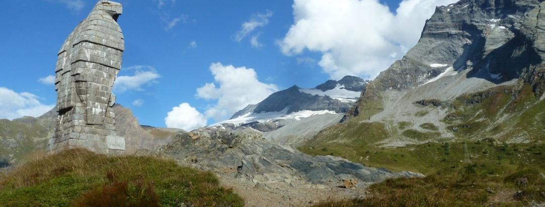 Wandern in Simplon im Kanton Wallis