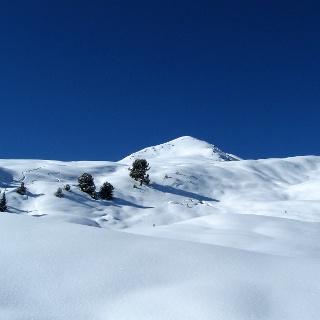 Fotscher Windegg im Aufstieg
