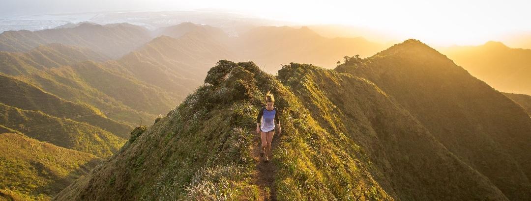 El trail running brinda experiencias inolvidables