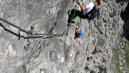 Klettersteig Hochkönig : Die schönsten klettersteige in dienten am hochkönig