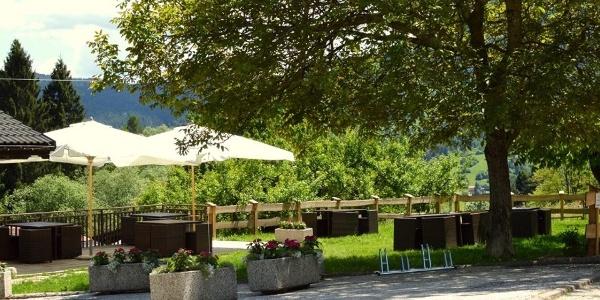 Welcome to the farmhouse La Sabbionara on the plateau of the Vigolana! /