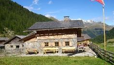Hinterpasslerhütte - Staller Alm