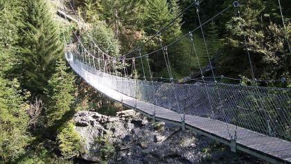 Hängebrücke Chleibach