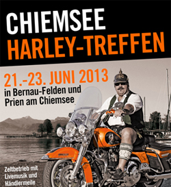 Chiemsee Harley Treffen-©Quelle: Prien Marketing GmbH