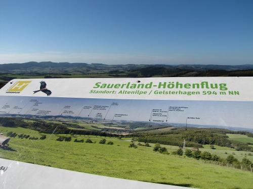 Sauerland-Höhenflug: Von Reiste nach Bad Fredeburg. Wanderung mit Bus & Bahn (DB-Westfalenbus)