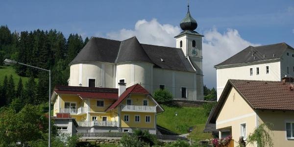 Pfarrkirche Ratten