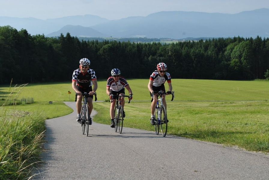 Rosenheimer Radmarathon - Tour II