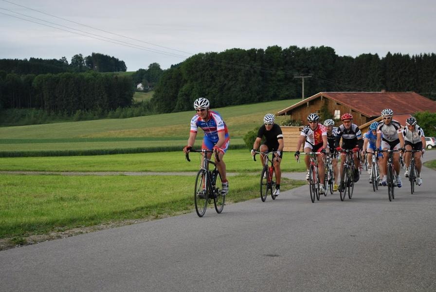 Rosenheimer Radmarathon - Tour III